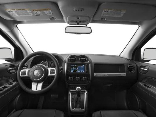 2016 Jeep Compass Latitude >> 2016 Jeep Compass Latitude